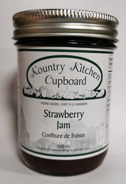 Kountry Kitchen Cupboard Jams & Jelly 250ML