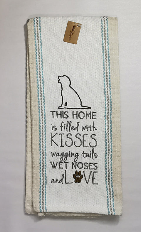 Dishtowel - This home is filled