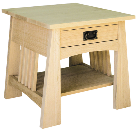 Horizon 1 Drawer End Table