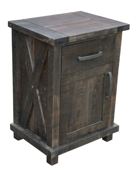 Klondike 1 Drawer 1 Door Nightstand