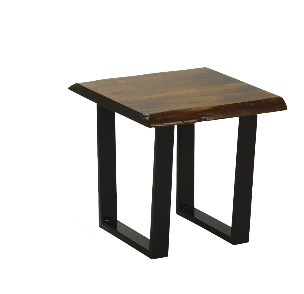 Live Edge Laventa End Table