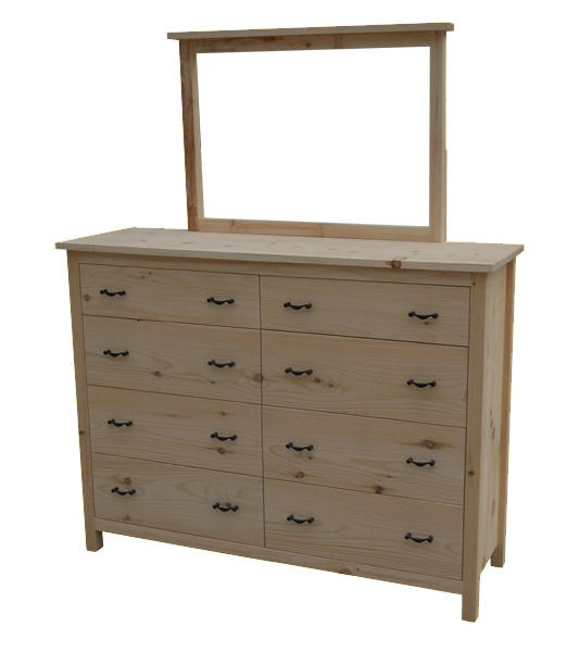 Lakeshore 8 Drawer Dresser