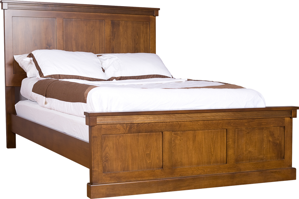 Madrid Panel Bed