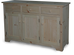MFF-837B Plain Door Buffet Only