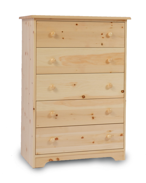 Muskoka 5 Drawer Hiboy Chest