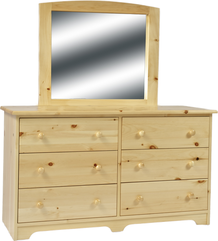 Muskoka Kids 6 Drawer Dresser