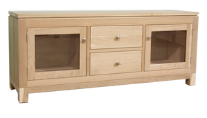 Metro 2 Drawer 2 Door TV Unit