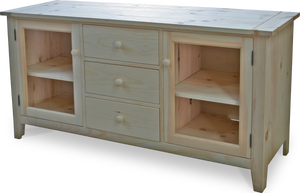 Muskoka 2 Door 3 Drawer TV Unit