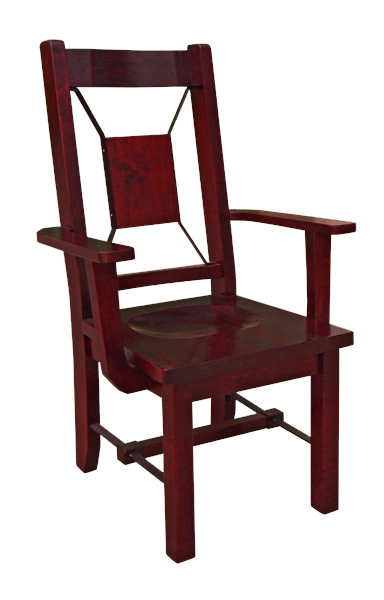 Millwright Arm Chair