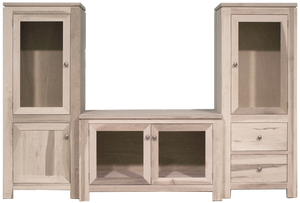 Newport 3 Piece TV Unit