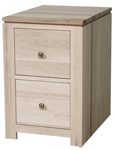 Newport 2 Drawer Filing Cabinet