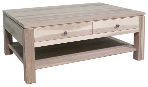 Newport 4 Drawer Coffee Table