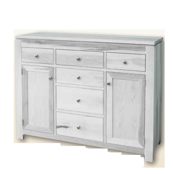 Newport 2 Door 5 Drawer Sideboard