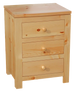 Newport 3 Drawer Nightstand
