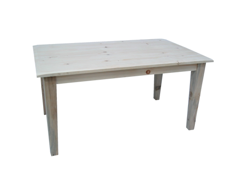 Nith River Rustic Harvest Table