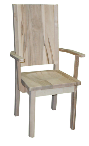 Panelback Arm Chair