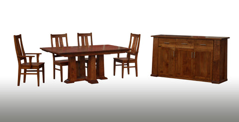Pallisade Dining Set
