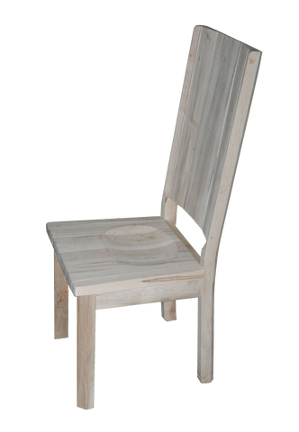 Panelback Side Chair