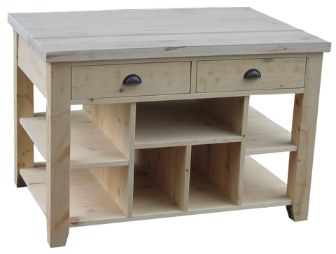 East Lakes Kitchen Island