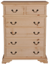 Rideau 6 Drawer Chest