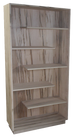 Staggered Bookshelf