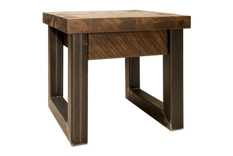 TL Design End Table