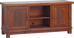 TTV3065 2 Drawer 1 Adjustable Shelf Timber TV Stand