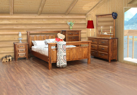 St. Clements Bevel Bedroom Collection