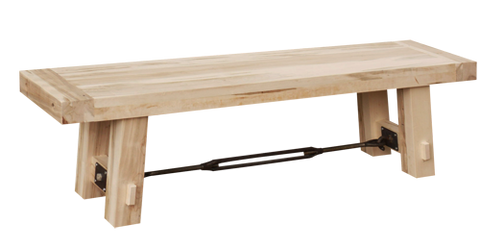 Yukon Turnbuckle Bench