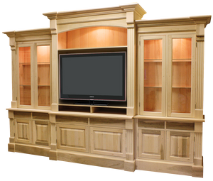 Brentwood TV Wall Unit