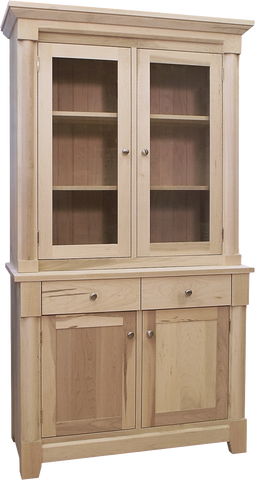 Hudson 2 Door Buffet with Hutch