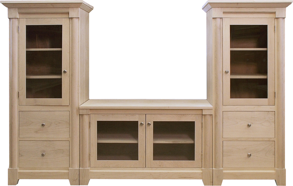 Hudson 3 Piece Wall Unit
