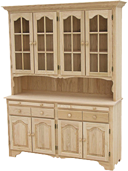 Legacy Deluxe Buffet and Hutch with Cutting Boards