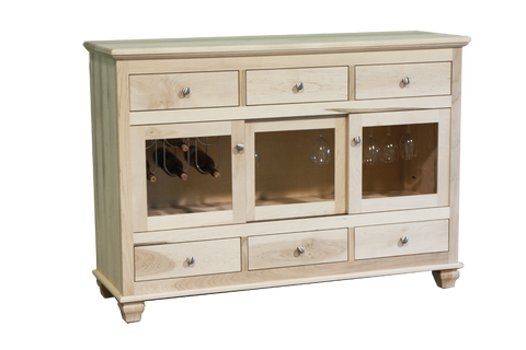 Barcelona Sideboard with Sliding Doors
