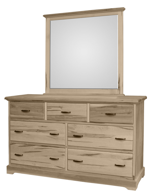 Cottage Deluxe 7 Drawer Dresser
