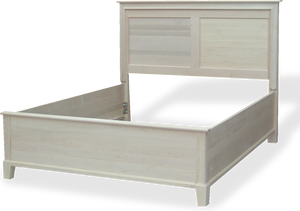 New Yorker Panel Bed Regular / Curved