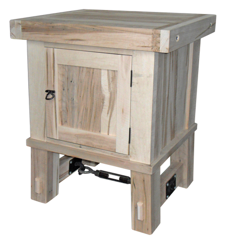 Yukon Turnbuckle<br>1 Door Nightstand