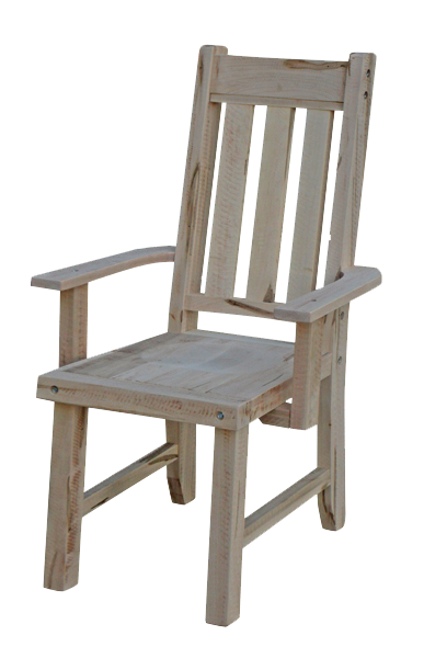 Yukon Block Arm Chair