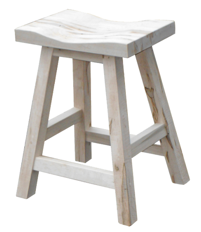 Yukon Saddle Stool