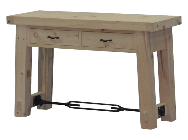 Yukon Turnbuckle Sofa Table
