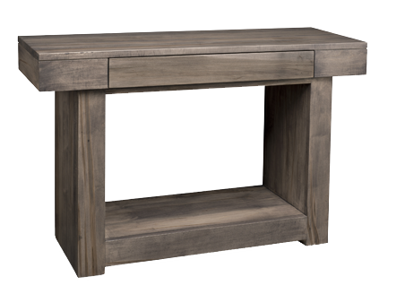 Baxter Sofa Table with Drawer
