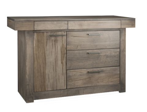 Baxter 5 Drawer 1 Door Sideboard