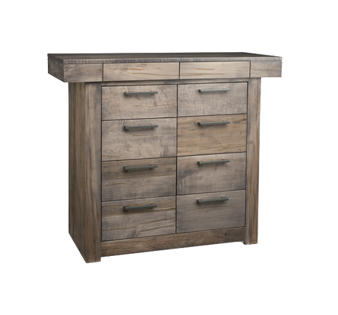 Baxter 10 Drawer Mule Chest