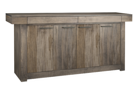 Baxter 2 Drawer 4 Door Sideboard