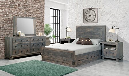 Barrelworks Bedroom Collection