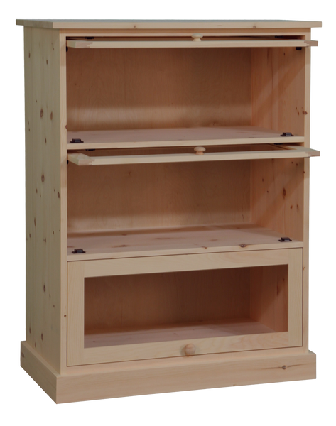 Mission Barrister Bookcase