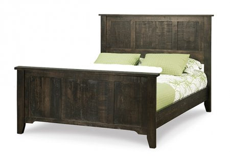 Bancroft High Footboard Bed
