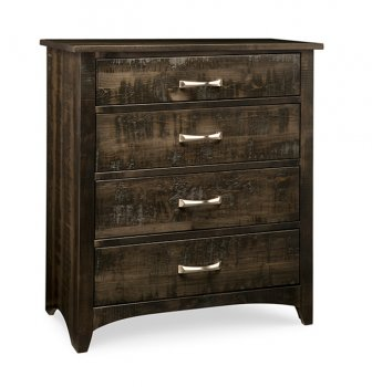 Bancroft 4 Drawer Highboy