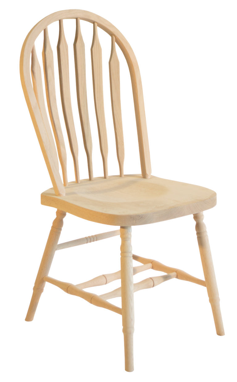 Bent Arrow Hoop Side Chair