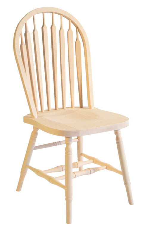 Big Seat Arrow Hoop Side Chair